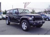 Used 2018 Jeep Wrangler Unlimited Sport 4x4 TOTOWA NJ M7666I