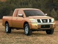 Used 2004 Nissan Titan For Sale in Bend OR | Stock: N566155