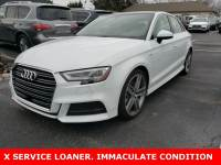 Used 2019 Audi A3 For Sale at Harper Maserati | VIN: WAUJEGFF6K1018913