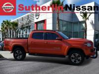 Used 2017 Toyota Tacoma TRD Sport Double Cab 5' Bed V6 4x2 AT