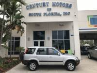 1999 Honda CR-V EX 4x4 AWD 4WD Cloth CD Cassette Power Windows Cruise