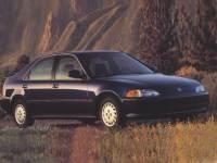 Used 1993 Honda Civic LX near San Antonio, TX