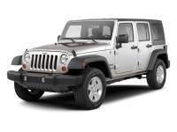 2012 Jeep Wrangler Unlimited Unlimited Sport SUV