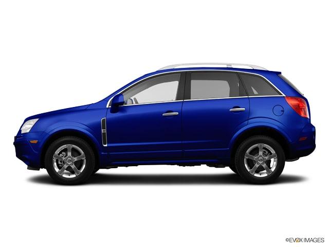 Photo 2013 Chevrolet Captiva Sport 2LS