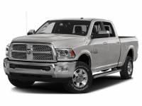 2016 Ram 2500 Longhorn Truck Crew Cab