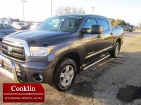 Pre-Owned 2011 Toyota Tundra 4WD Truck CrewMax 5.7L V8 6-Spd AT
