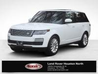 Certified 2019 Land Rover Range Rover 3.0L V6 Supercharged HSE in Houston