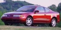 Pre-Owned 2000 Oldsmobile Alero GL3