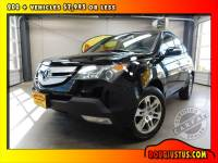 Used 2008 Acura MDX Tech/Entertainment Pkg