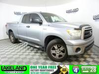 2010 Toyota Tundra 2WD Double Cab Standard Bed 5.7L V8