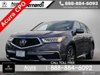 2020 Acura MDX Technology Package SUV in Brighton, MA