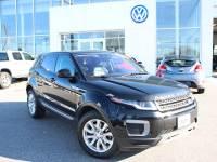 Pre-Owned 2016 Land Rover Range Rover Evoque SE SUV