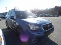 Pre-Owned 2017 Subaru Forester 2.0XT Touring SUV