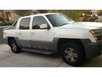 2002 Chevy Avalanche$3000