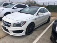 Pre-Owned 2014 Mercedes-Benz CLA-Class CLA 45 AMG Coupe VINWDDSJ5CB0EN045889 Stock Number259A0