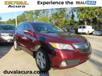 Used 2015 Acura RDX For Sale in Jacksonville at Duval Acura | VIN: 5J8TB3H55FL012999