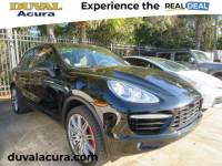 Used 2013 Porsche Cayenne For Sale in Jacksonville at Duval Acura | VIN: WP1AC2A2XDLA92325