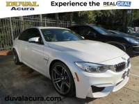Used 2015 BMW M3 For Sale in Jacksonville at Duval Acura | VIN: WBS3C9C56FP803792