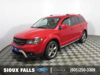 Pre-Owned 2017 Dodge Journey Crossroad SUV for Sale in Sioux Falls near Brookings