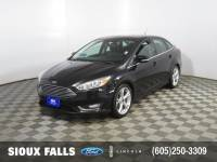 Certified Pre-Owned 2016 Ford Focus Titanium Sedan for Sale in Sioux Falls near Vermillion