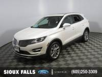 Certified Pre-Owned 2017 Lincoln MKC Select SUV for Sale in Sioux Falls near Vermillion