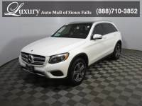 Pre-Owned 2018 Mercedes-Benz GLC 300 4MATIC SUV for Sale in Sioux Falls near Brookings