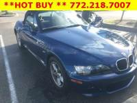 Pre-Owned 2001 BMW Z3 2.5i Roadster