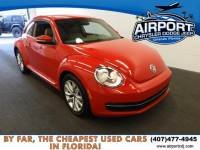 Pre-Owned 2014 Volkswagen Beetle Coupe 2.0 TDI