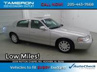 2006 Lincoln TownCar SignatureLimited Sedan