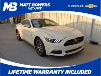 Used 2015 Ford Mustang GT50YearsLimitedEdition Coupe