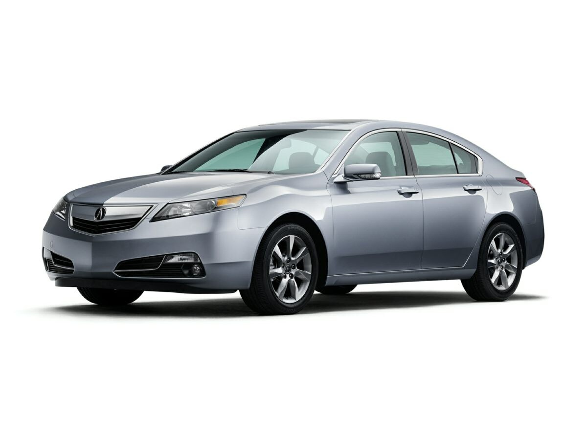 Photo Used 2012 Acura TL 3.5 in West Palm Beach, FL