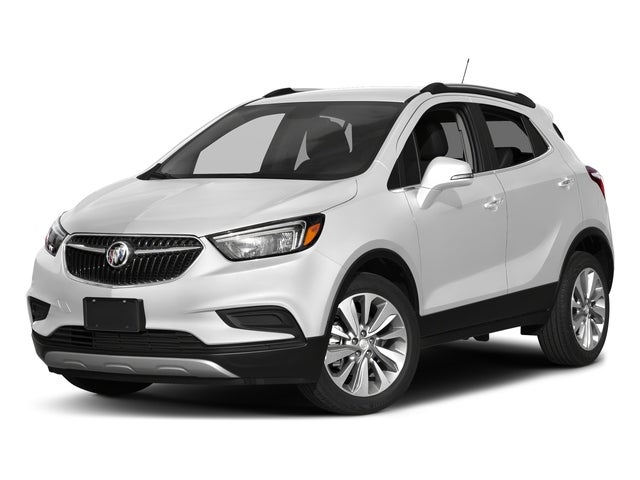 Photo 2017 Buick Encore Preferred - Buick dealer in Amarillo TX  Used Buick dealership serving Dumas Lubbock Plainview Pampa TX