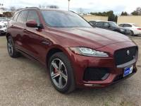 2017 Jaguar F-PACE S SUV in Chico