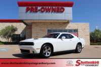 2019 Dodge Challenger SXTRWD Coupe