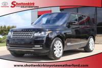 2016 Land Rover Range Rover Supercharged SUV