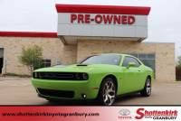 2015 Dodge Challenger 2drCpeR/TPlus Coupe