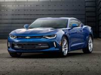 Certified Pre-Owned 2017 Chevrolet Camaro 2dr Coupe 1LT