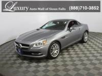 Pre-Owned 2014 Mercedes-Benz SLK 250 Roadster for Sale in Sioux Falls near Brookings