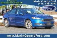 Used 2017 Ford Fusion Hybrid 38U12018 For Sale | Novato CA