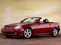 Used 2001 Mercedes-Benz SLK-Class Base Coupe For Sale Near Philadelphia