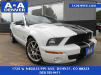 2007 Ford Shelby GT500 2dr Convertible