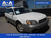 2000 Subaru Outback AWD Limited 4dr Wagon