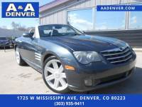 2006 Chrysler Crossfire Limited 2dr Convertible