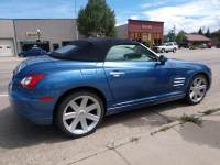 2008 Chrysler Crossfire Limited 2dr Convertible