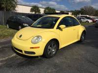 2006 Volkswagen New Beetle TDI 2dr Coupe w/Automatic