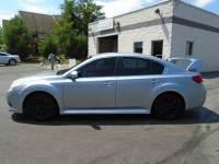 2012 Subaru Legacy AWD 2.5i Premium 4dr Sedan 6M