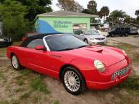 2004 Ford Thunderbird Deluxe 2dr Convertible