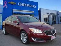 2016 Buick Regal 4dr Sedan