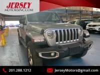 2020 Jeep Wrangler Unlimited Unlimited Sahara