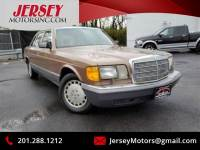 1990 Mercedes-Benz 420-Class 420 SEL 4dr Sedan